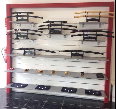 Tienda artes marciales Valencia